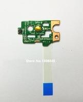 WZSM Gloednieuwe Knopkaart Kabel Voor HP Pavilion 15-N Serie Knopkaart DA0U83PB6E0 w/Lint 732076-001