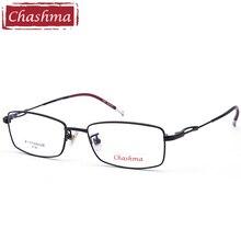 10 g Prescription Glasses Pure Titanium Frame Lentes Opticos Gafas Top Quality Super Light Eyeglasses Men