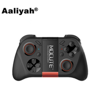 MOCUTE 050 Gamepad Joystick Bluetooth Controller Selfie Remote Control Shutter Gamepad For IPhone Andriod Gamepad Pc
