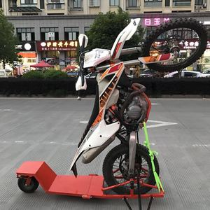 Dirt Bike Motorcycle Wheelie T
