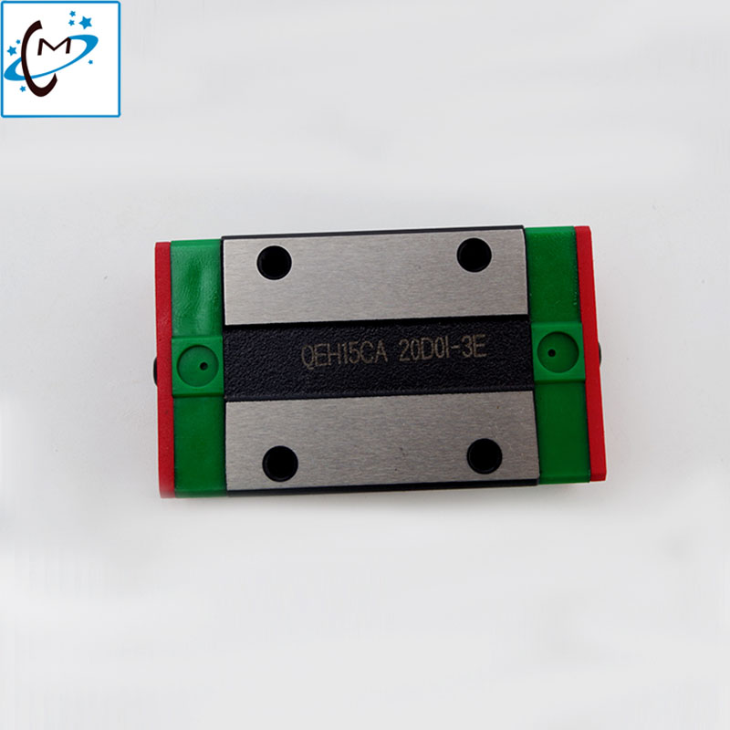 Top quality HIWIN EGH15CA bearing  Sunika Skycolor piezo printer slider blocks for lecai  wit color allwin linear guide block brand new novajet encad 750 main board use for lecai skycolor inkjet printer mainboard spare part