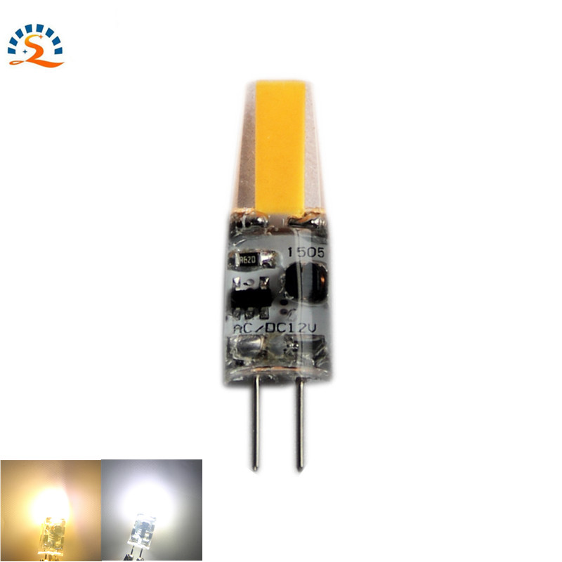 Shenmeile 10pcs/lot G4 LED Bulb 6w Cob G4 lamp light 12v DC warm white Pin socket CE RoHs