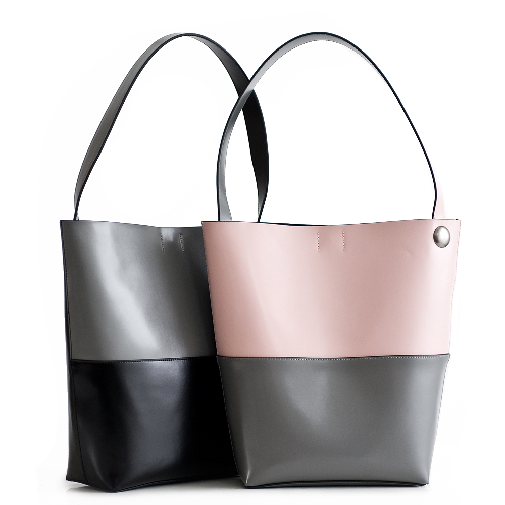 Diolin Real Leather Tote Bag Women Cow Leather Top Handle Shopper Bags Large Handle Ladies Shoulder