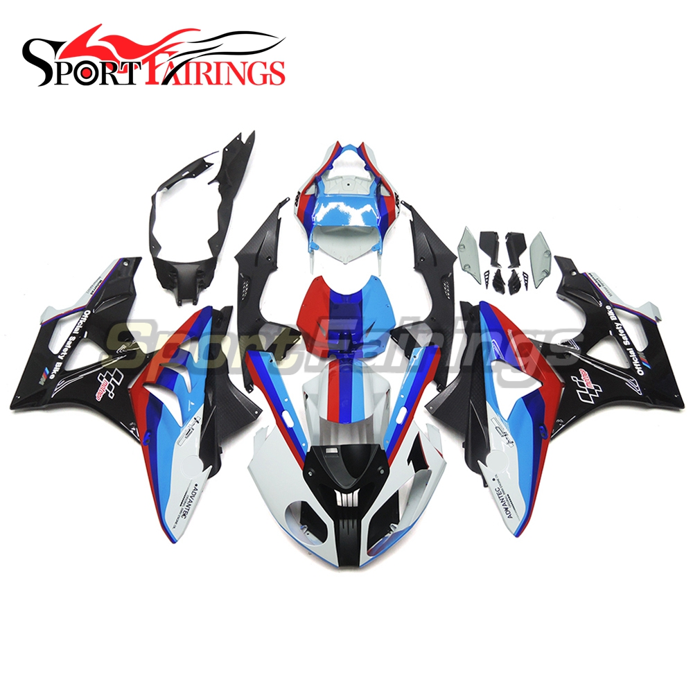 Injection Fairings For BMW S1000RR HP4 11 12 13 14 2012 2013 2014 ABS Motorcycle Fairing