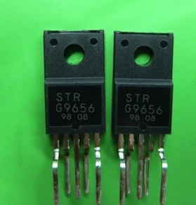 [lan] Str-g9656 Strg9656d Original Power Module Disassemble Chip (e5a1) --100pcs/lot Delicious In Taste