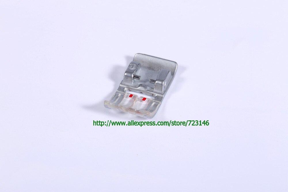 Standardní noha s IDT (9303690591) Standardní noha bez IDT (9869484700) pro pfaff Domácí šicí stroj Machin130 230 295 935 939