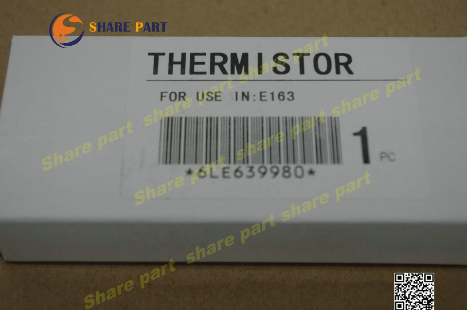 2 X hermistor 6LE63998000 for Toshiba E-Studio 163 203 255 182 212 242 powder for toshiba e4540 c for toshiba t25 y for toshiba e studio 3540c low yield transfer belt powder lowest shipping
