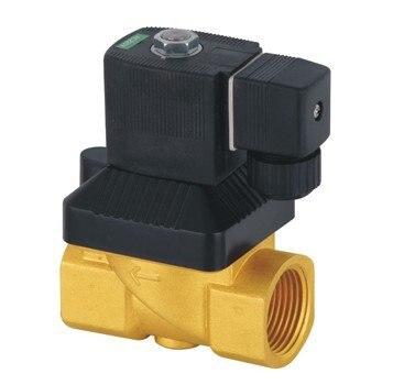 Высокое качество G1'' Размер 2/2 способ латунный клапан 6213-08 кв = 11 5 шт в партии