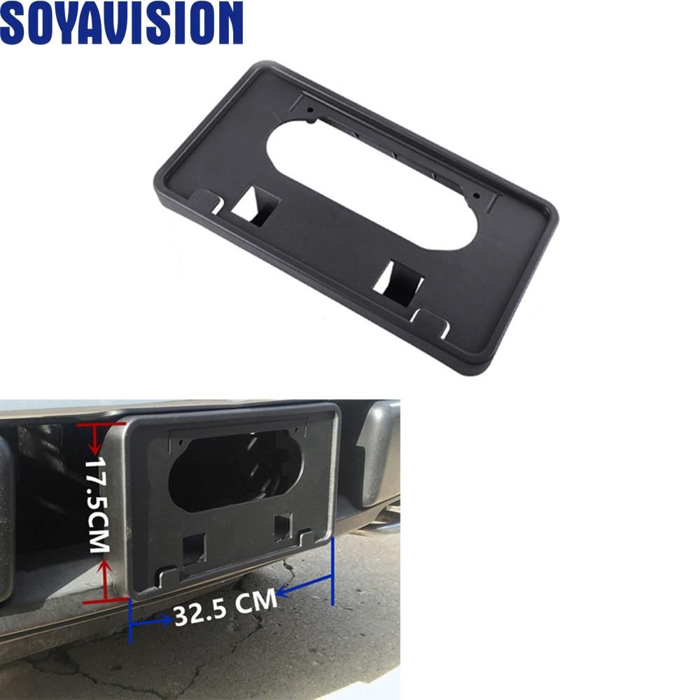 License Plate Tag Mounting Hardware Plastic Insert Nut Clip Bumper Car Truck RV