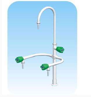 C3004 three desktop gooseneck faucet