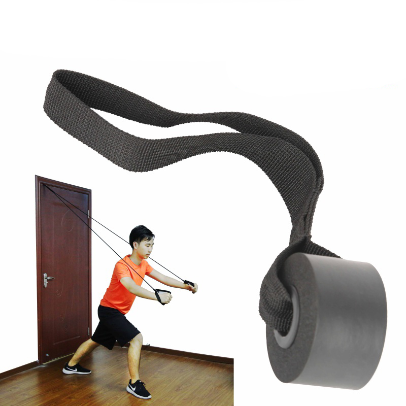 Door Anchor for Fitness Resistance bands Fitness Yoga Pilates Latex Tube Training Exercise