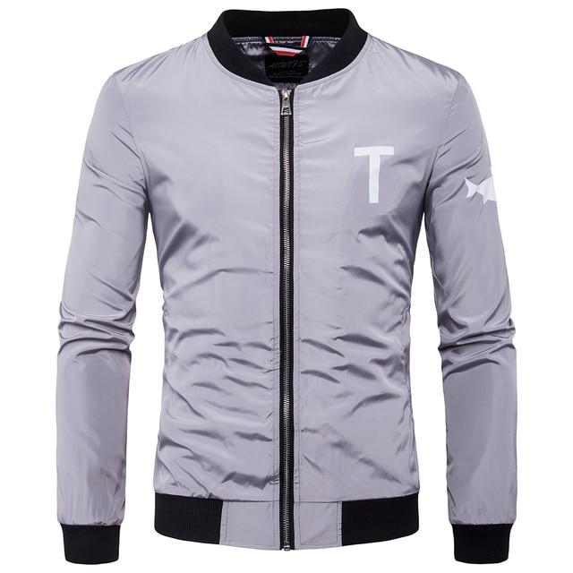 2017 New Jacket Men Casual Hot Sale High Quality Waterproof Jacket ...