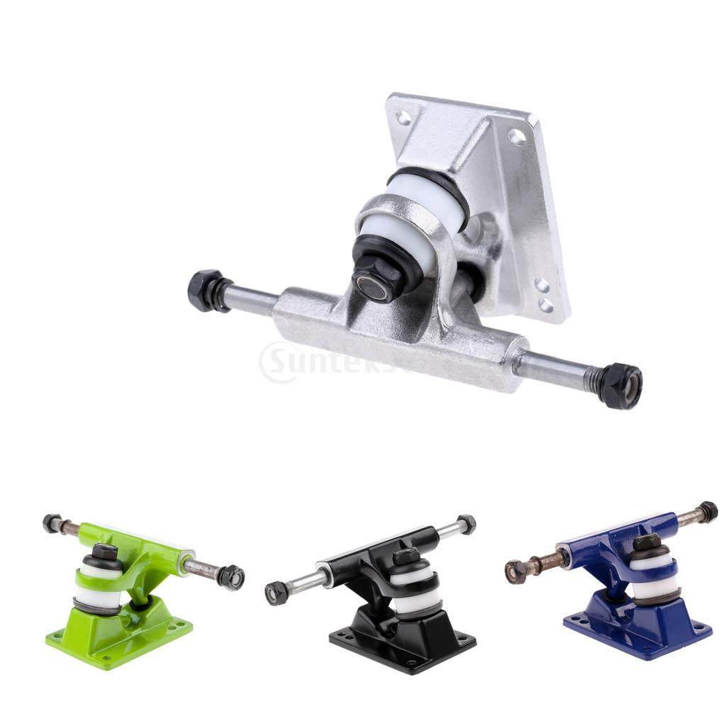 Aluminum Alloy 3.25'/83mm Skateboard Truck Replacement For Longboard Truck Outdoors