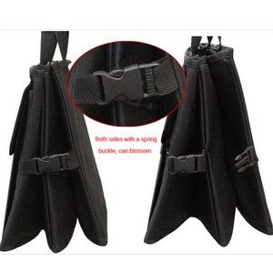 Image 4 - Folding Car Storage Box Trunk Bag Vehicle Toolbox Rear Boot Multi use Tools Tidy Organizer Shopping Bags