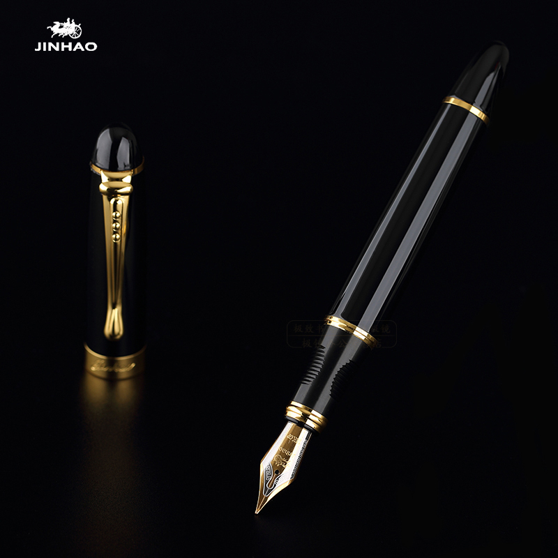 QSHOIC  gift fountain pen with gift box package Authentic Kim X450 boxed gift pen iraurita pen calligraphy gift pen authentic hero 9316 fountain pen ink pen iraurita nib 0 5mm calligraphy pen student stationery office business gift box set