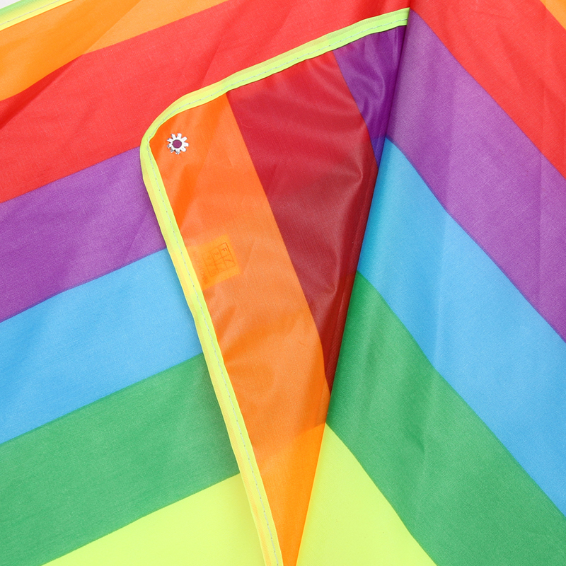 New-Rainbow-Kite-Toy-Fun-Outdoor-Sports-Game-Flying-Kite-Kids-Triangle-Kite-Without-Flying-Tools-Easy-to-Fly-Toy-5