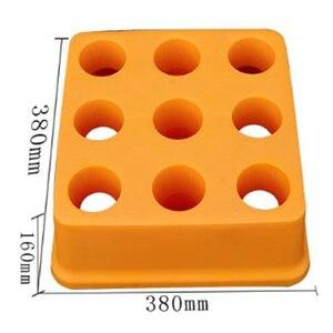 Image 4 - Boîte de collecte mallette de rangement en plastique pour porte outils CNC, boîte de collecte 1 pièce bt40 bt30 BT40 BT50, boîte de collecte