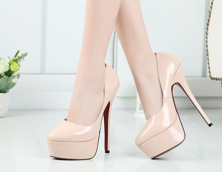 Popular Nude Color Heels-Buy Cheap Nude Color Heels lots from ...