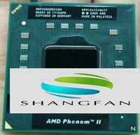 Laptop cpu prozessor AMD Phenom P650 HMP650SGR23GM P650 CPU Dual core 2,60 GHz 2 MB L2 Cache Sockel S1 (s1g4) PGA638