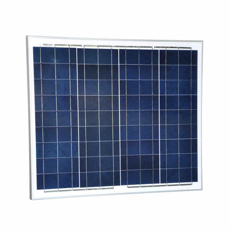 Placas Solares Para Baterias Mochila Năng Lượng Mặt Trời Placa Năng Lượng Mặt Trời 12 V Policristalino Fotovoltaica Cắm Trại Caravanas 18 V Năng Lượng Mặt Trời 50 W