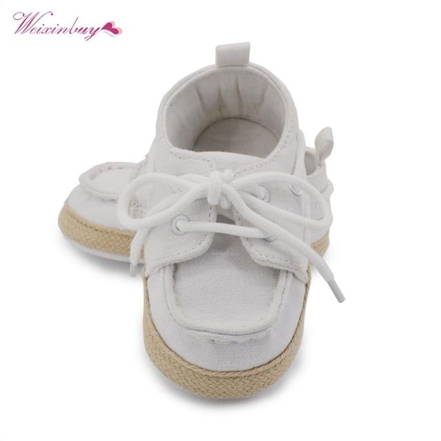 Baskets pour garçons ou filles de 0 à 18 mois 6