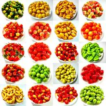 50pcs/lot simulation model mini fruits vegetables decorative artificial compote Simulation apple pear orange Peaches #71