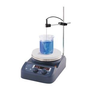 Image 1 - Agitador magnético com placa quente para laboratório, com placa direta MS H280 Pro dlab