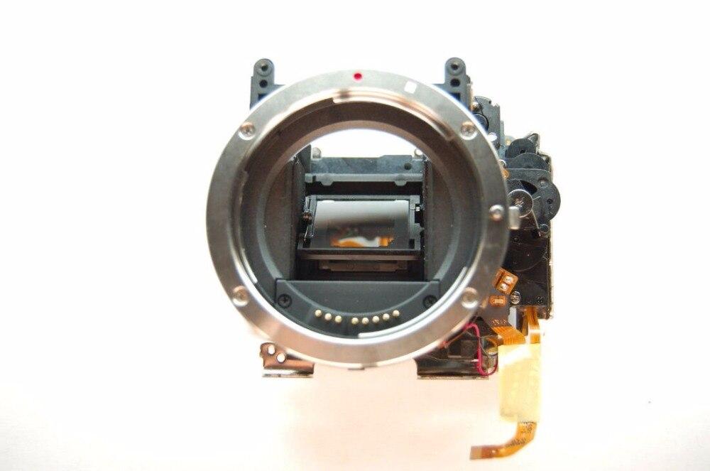 Livraison Gratuite! 95% nouvelle caméra petite boîte principale pour CANON 600D T3i 600D boîte de miroir + obturateur et moteur