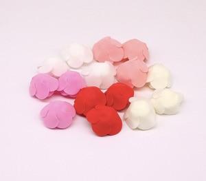 Image 5 - Tự Làm Hoa Hồng Gấu 3.5 Cm Vòng Hoa Hoa Đầu Vòng Hoa PE Nhựa Xốp Nhân Tạo Hoa Hồng Hoa Cưới Thủ Công Khuôn 500 Cái/lốc