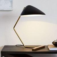 Реплика AJ настольная лампа настольные лампы для гостиной Современная дизайнерская настольная лампа для спальни, учебы, офиса