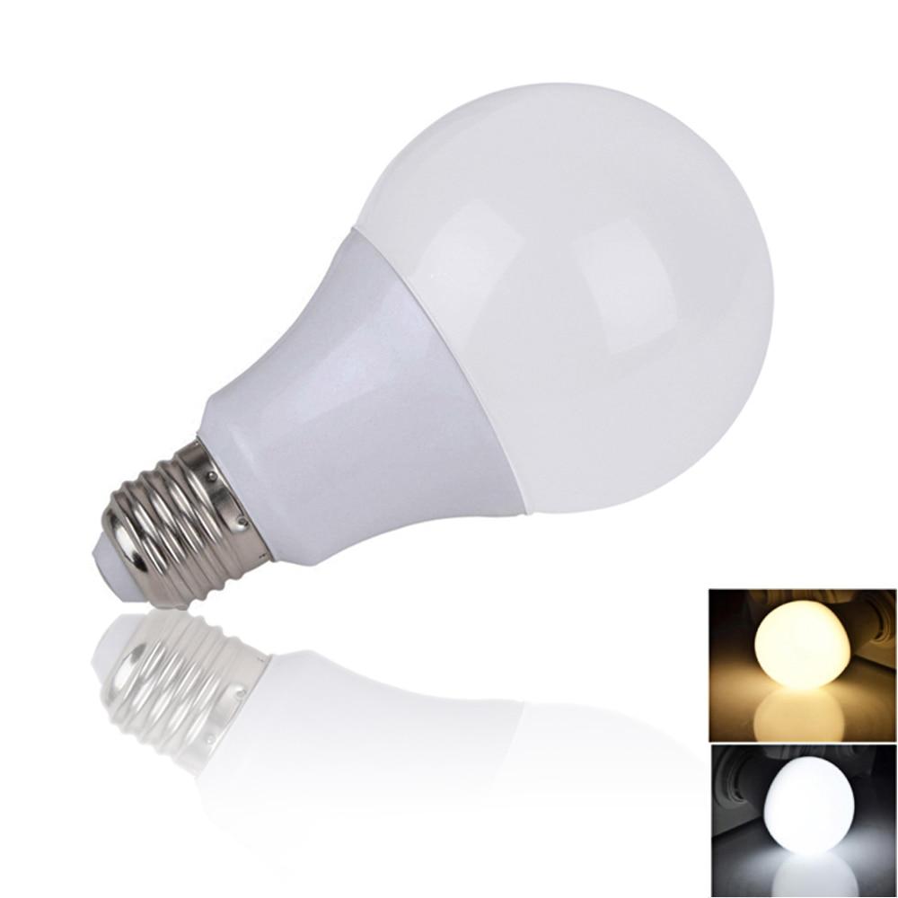 Rayway светодиодные лампы Лампы для мотоциклов E27 220 В-240 В Крытый лампочки smart ic реальная Мощность 3 Вт 7 вт 12 Вт 15 Вт высокое Яркость лампада LED ...