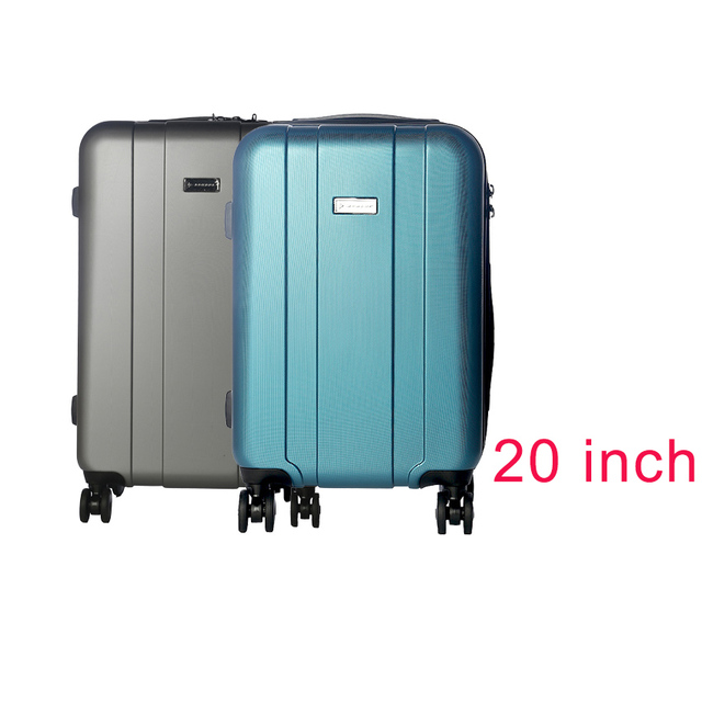 ecbe630da Dunlop Hardside Luggage 20 Inches Metallic TSA Lock Antitheft Rolling  Luggage Travel Bags Waterproof Suitcase Trolley Travel Bag