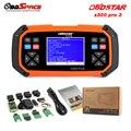 Obdstar x300 pro3 auto programador chave com imobilizador + odómetro correção + eeprom/pic + obdii função x 300 pro 3 atualização online