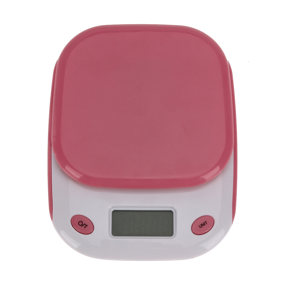 5kg/1g Kitchen Sales Mini Pocket Portable Stainless Steel Precision Jewelry Electronic Balance Weight Scale ...