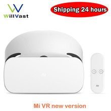 Xiaomi VR Headset Xiaomi Mi VR 2 with 9-Axis BT Controller Virtual Reality Goggles 3D Glasses for Xiaomi 5/5s/mi 5s plus/Note 2