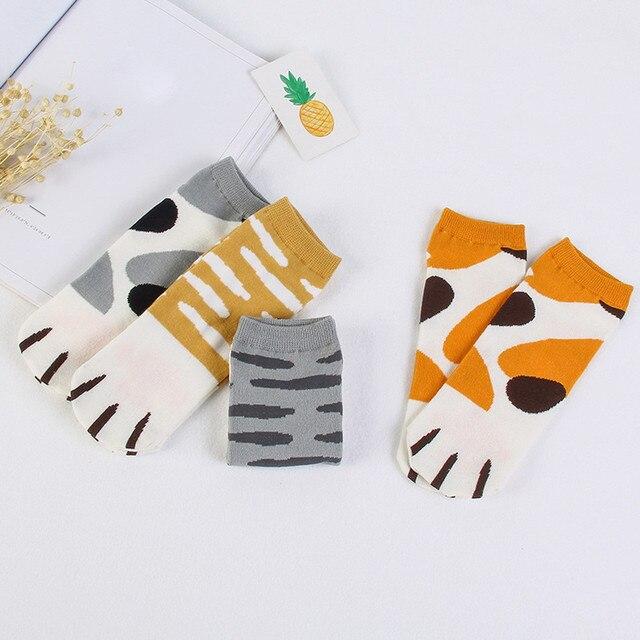 Kitty Cat Paws Socks 4