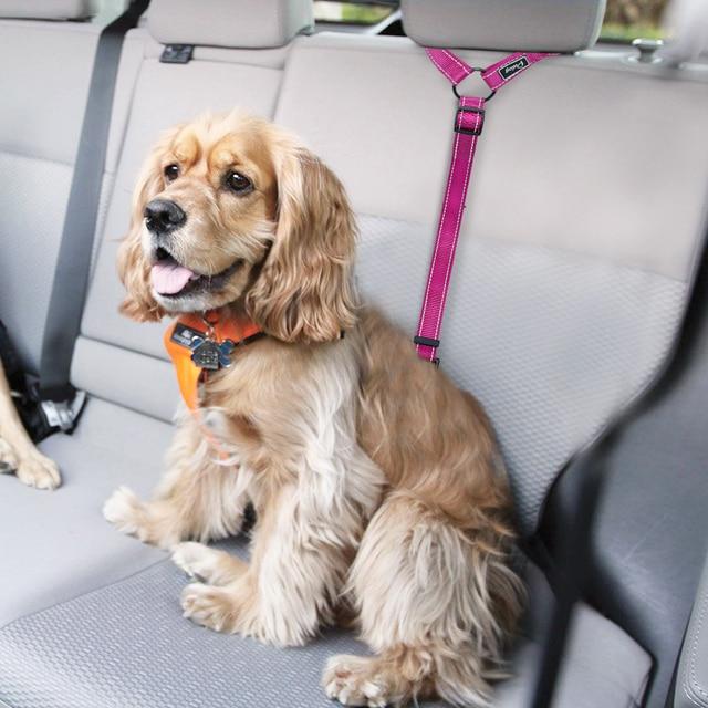 Dog Car Seat Nylon Belt 4