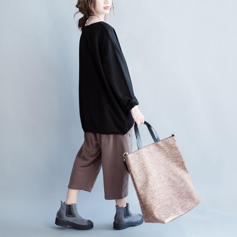 elseisle 2017 Harajuku Harem Pantolon Yaz Japon Baggy Pantolon Kadın - Bayan Giyimi - Fotoğraf 5