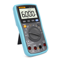 ZOYI 6000 Counts High Precision Digital Multimeter Measuremen Autoranging LCD Display Low Voltage AC DC Ohm