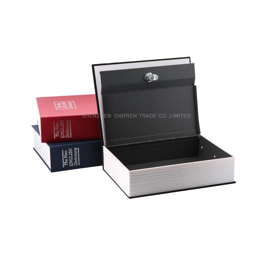 English Dictionary Book Safe Box 18*11.5*5.5cm Dictionary Book Tool Box Cash Money Safe Box