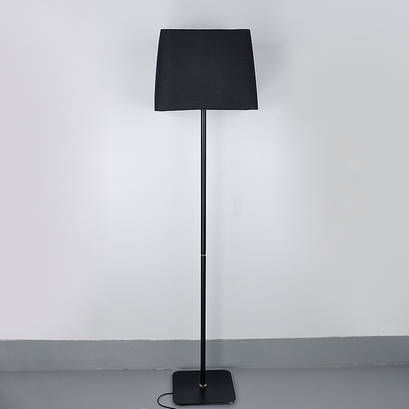 Simple modern ikea creative personality decorative floor lamp black simple modern ikea creative personality decorative floor lamp black floor lamp bedroom lamp living room sofa bed in floor lamps from lights lighting on aloadofball Images