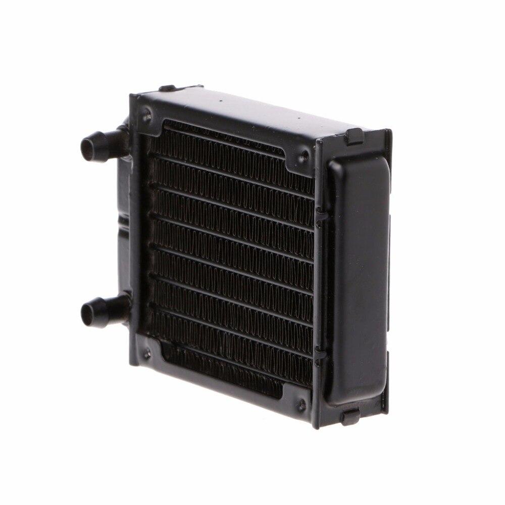 1Pc 80/120/240/360mm Aluminum Computer Radiator Water Cooler Cooling For CPU GPU VGA RAM Heatsink Exchanger liquid Cooler C26