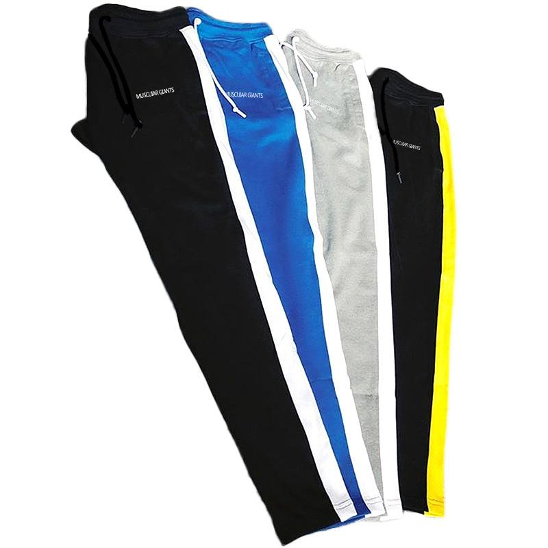 HTB1AKKUXbj1gK0jSZFuq6ArHpXaI ENJPOWER New Men Pants Hip Hop Fitness clothing Joggers Sweatpants Side stripe classic fashion Streetwear Track Pants Trousers