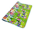 Baby Crawling Mat Baby Play Mat Fruit Letters Farm Baby Carpet Developing Mat for Children Baby Cushion Toy Game Pad 66