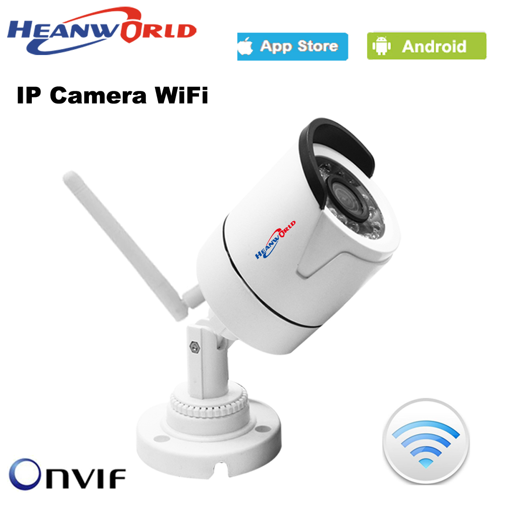 Security & Protection Ip Wireless Wifi Camera Mini 2.0mp Ip Camera Outdoor 1080p 960p 720p Night Vision Onvif Cctv Security Camera Ip Cam Abs Plastic Quality First