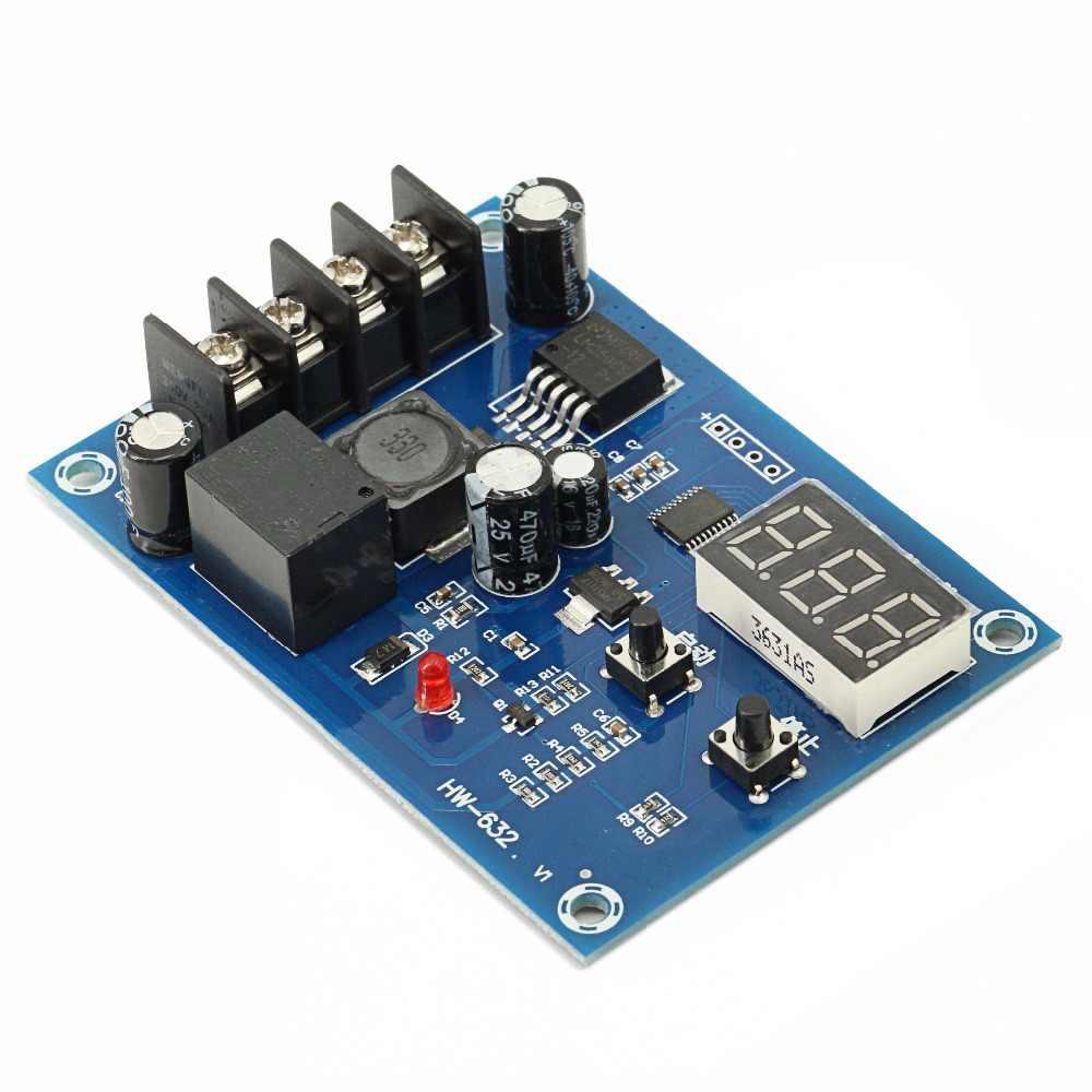 20A генератор Питание Солнечных батарей заряда управление модуль для 12 В в В и 24 батарея защиты доска 10 В до В 30 DC вход