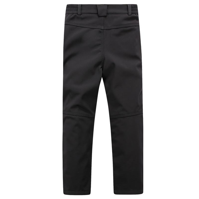 Enfants Charge Pantalon Style Saisir Sweat Pantalon Chaud Coupe-Vent - Vêtements pour hommes - Photo 4