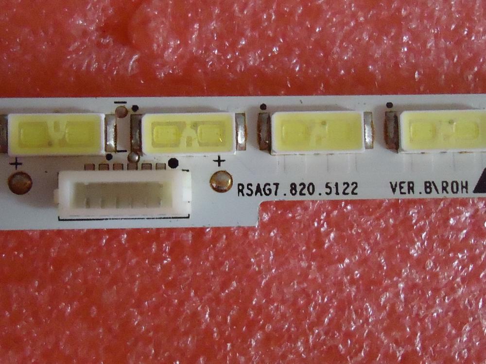 0-Для Hisense LED42K360J LED42K180D LED42EC310JD Article lamp RSAG7.820.5122 GT-1123923-A экран HE420GF 1 шт. = 56LED 520 мм смотреть на Алиэкспресс Иркутск в рублях