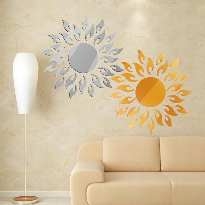Online Get Cheap Wall Stickers Bathroom Decor Mirror -Aliexpress.com ...