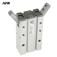 MHY2 Quality SMC type 180 Angular Gripper Cam Style MHY2-10D MHY2-16D MHY2-10D2 MHY2-16D2  Pneumatic Gripper Cylinder smc type cra1bs80 180 cra1bs 80 180 rack and pinion oscillating cylinder